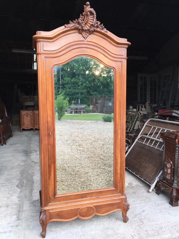 Antique French Armoire - ha754